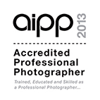 AIPP Accredited Professional Photographer 2013